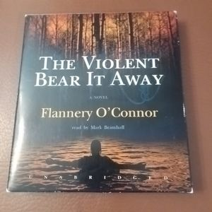 Flannery O'Connor Audiobook on 5 CDs